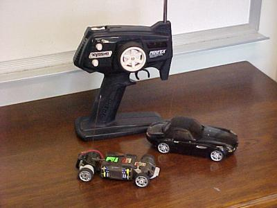Picture of my Kyosho Mini-Z's
